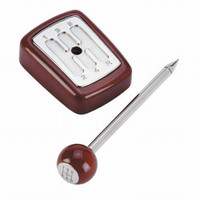 Car Gear Stick Knob Desk Pen Set in gift box