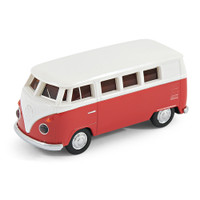 Official VW Camper Van Bus USB Memory Stick 8Gb - Red