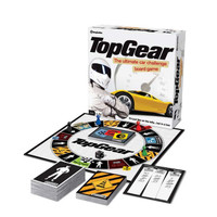 Top Gear Official Board Game - Challenge The Stig