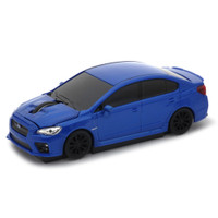 Official Subaru Impreza WRX Car Wireless Laser Computer Mouse - Blue