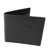 Official Top Gear 'I Am The Stig' Boys Wallet in gift box