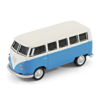 VW Camper Van Bus USB Memory Stick 16Gb - Blue