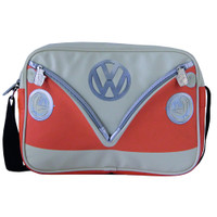 Official VW Camper Van Messenger Shoulder Bag - Orange