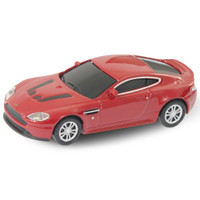 Official Aston Martin Vantage Car USB Memory Stick 8Gb - Red