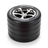 Racing Car Wheel Tyre Pen and Pencil Desk Holder