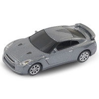 Nissan GTR Car USB Memory Stick Flash Drive 16Gb - Grey