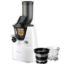 Kuvings Whole Slow Juicer B6000W in White with Accessory Pack