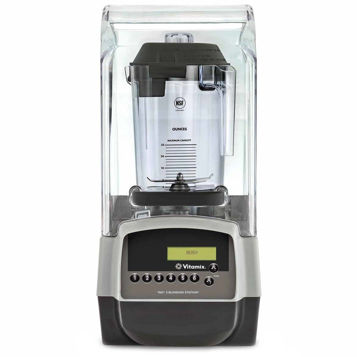 Vitamix Touch and Go 2 Blending Station