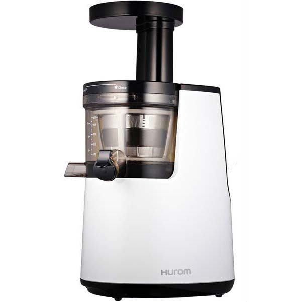 Hurom HH 11 2nd Generation Elite Slow Juicer in White