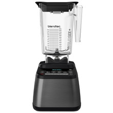 Blendtec Designer 725 Blender in Gunmetal Grey