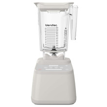 Blendtec Designer 625 Blender in White