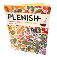 PLENISH - Juicing Book