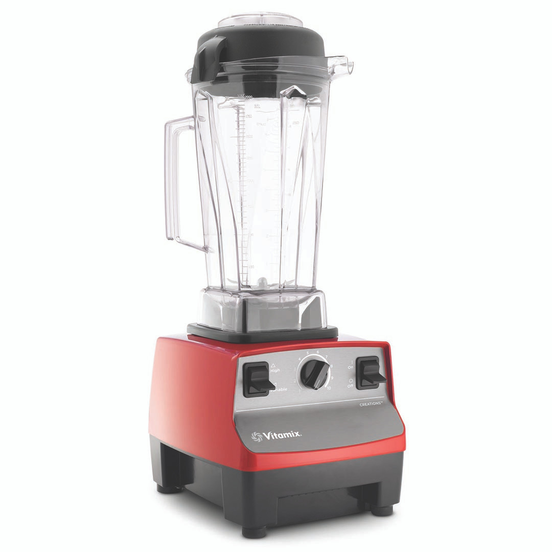Vitamix Creations Blender in Red