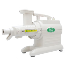 Green Star GS 2000 Twin Gear Masticating Juicer