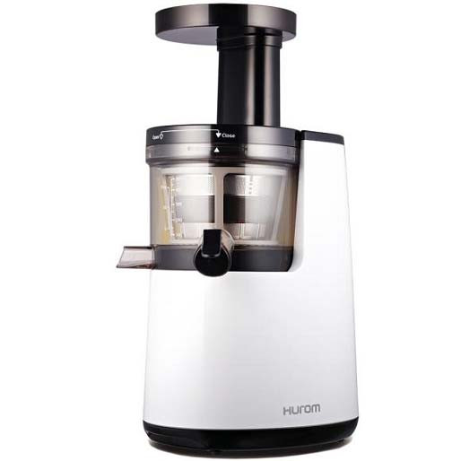 Hurom HU 700 1st Generation Slow Juicer in Pearl White
