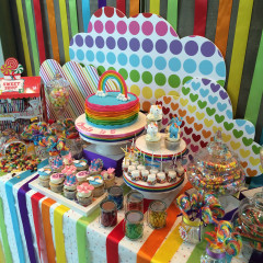 Sweet Inspiration: Real Parties, Rainbows