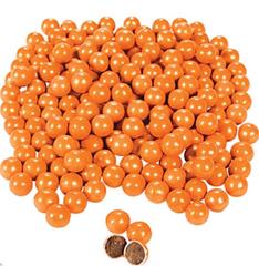 Chocolate Candies, Shimmer Orange