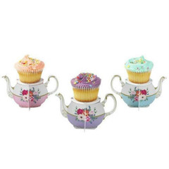 Afternoon Tea Cupcake Stands