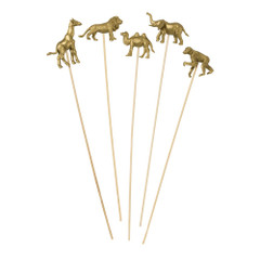 Party Animal Swizzle Sticks
