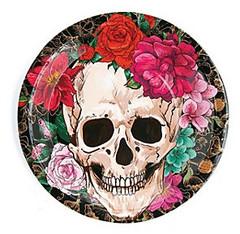 Spooky Skulls, Large Plates