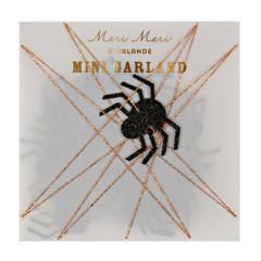 Spooky Spider Garland