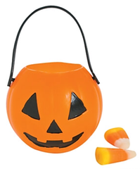 Mini Pumpkin Buckets