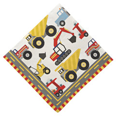 Big Rig Lunch Napkin