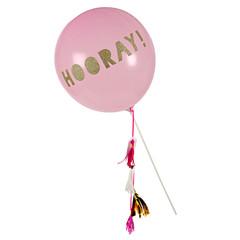 Balloon Wand, Toot Sweet Pink