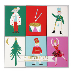 Nutcracker Match Boxes