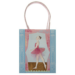 Little Dancer Ballet Party Bag