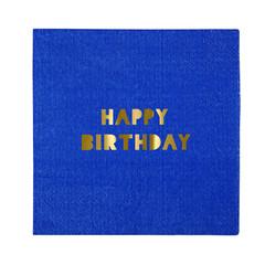 Happy Birthday Napkin, Small