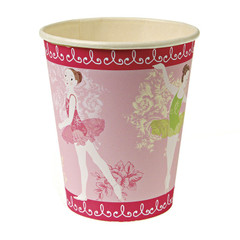 Little Dancers Ballet Party Cup