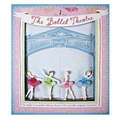 Little Dancers Ballet Centerpiece