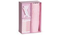 Pink and White Cupcake Kit