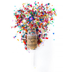 Thimblepress Confetti Push-Pop