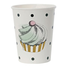Miss Etoile Cups, Cake and Dots