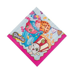 Shopkins™ Beverage Napkins
