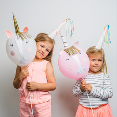 Rainbows & Unicorns Balloon Kit