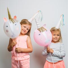 Rainbows & Unicorns Balloon Kit