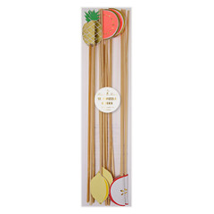 Fruit Swizzle Sticks