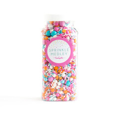 Gourmet Sprinkles, Umbrella Drinks Sprinkle Medley