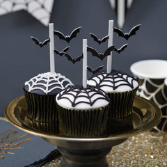 Trick or Treat Cupcake Toppers