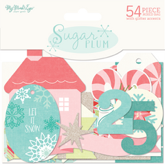 Sugar Plum Gift Tags & Embellishments