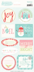 Sugar Plum Stickers & Gift Tags