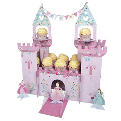 I'm a Princess Party Castle Centerpiece