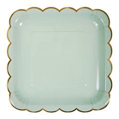 Pastel Plates, Large