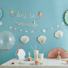 Garland, Let's Be Mermaids