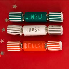 Crackers, Jingle those bells