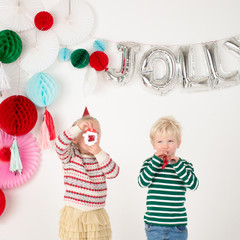 Jolly Balloon & Garland Kit