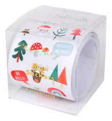 Sticker Roll, Christmas Icons